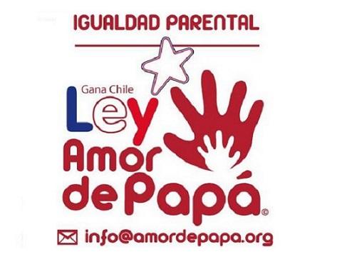 El día siguente de la promulgación de la Ley Amor de Papá